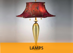 Artisan Crafted Lamps