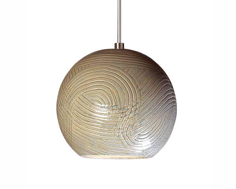 Picture of A19 Ceramic Pendant Light | Twine