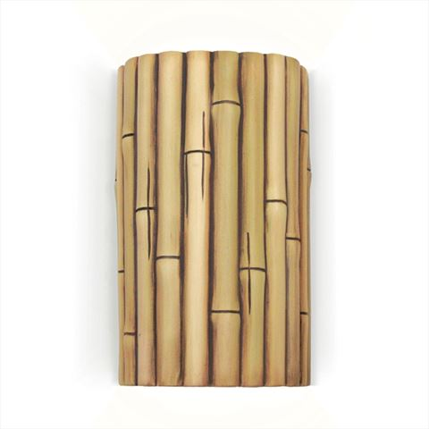 A19 Wall Sconce | Bamboo