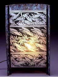 Picture of Unique Lamps | Japanese Fish