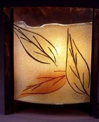 Picture of Unique Lamps | Leaves