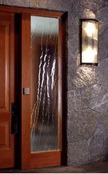 Picture of Custom Front Door Sidelight