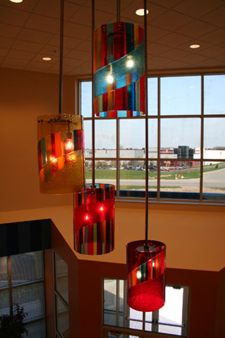 Fundex Pendant Light