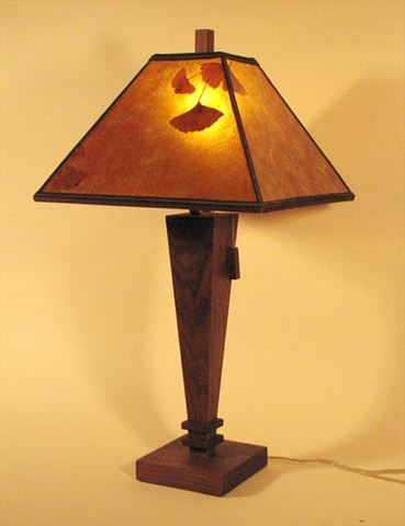 Cloquet Table Lamp