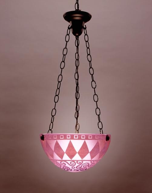 Picture of Pendant Light   Rose Diamond
