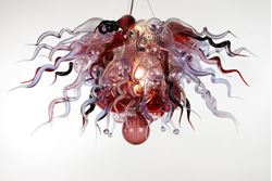 Blown Glass Chandelier 510