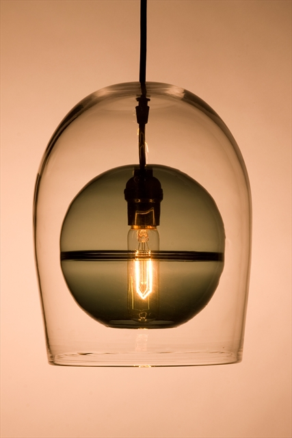 Picture of Pendant Light   Miro Veiled   Sphere