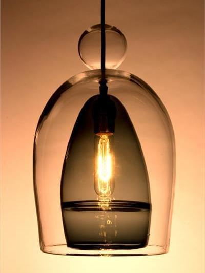 Picture of Pendant Light   Miro Veiled   Bullet with Ball
