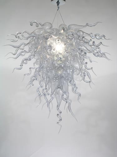Picture of Blown Glass Chandelier 260