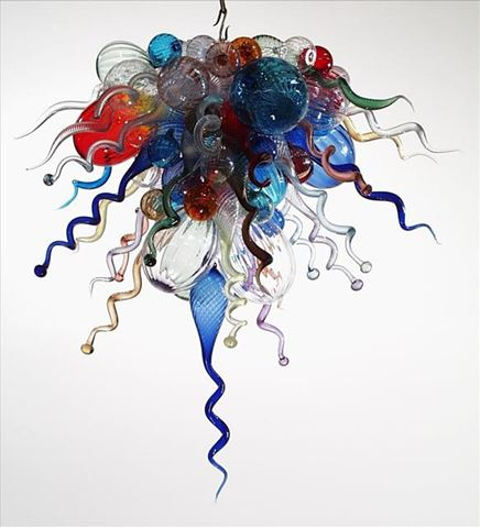 Blown Glass Cluster 45