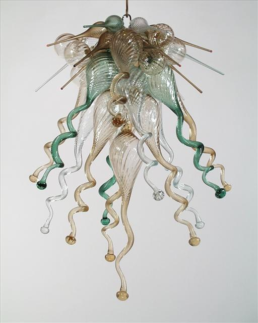 Picture of Blown Glass Cluster 68