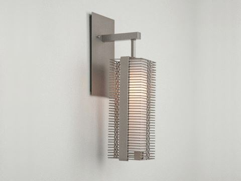 Wall Sconce | Downtown Mesh II
