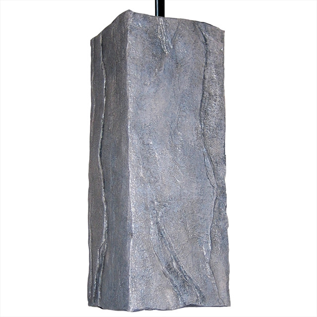 Picture of A19 Pendant Light   Stone