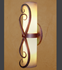Picture of Swing Forged Iron Wall Sconce