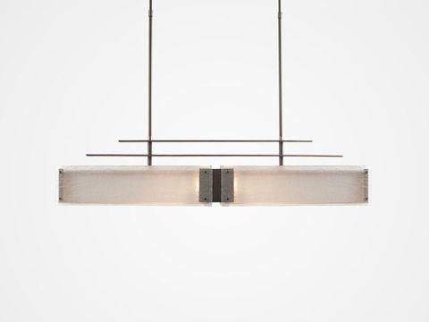 Linear Chandelier | Urban Loft Parallel