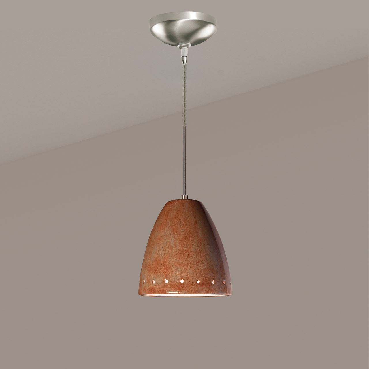 Picture of A19 Ceramic Pendant Light | Realm