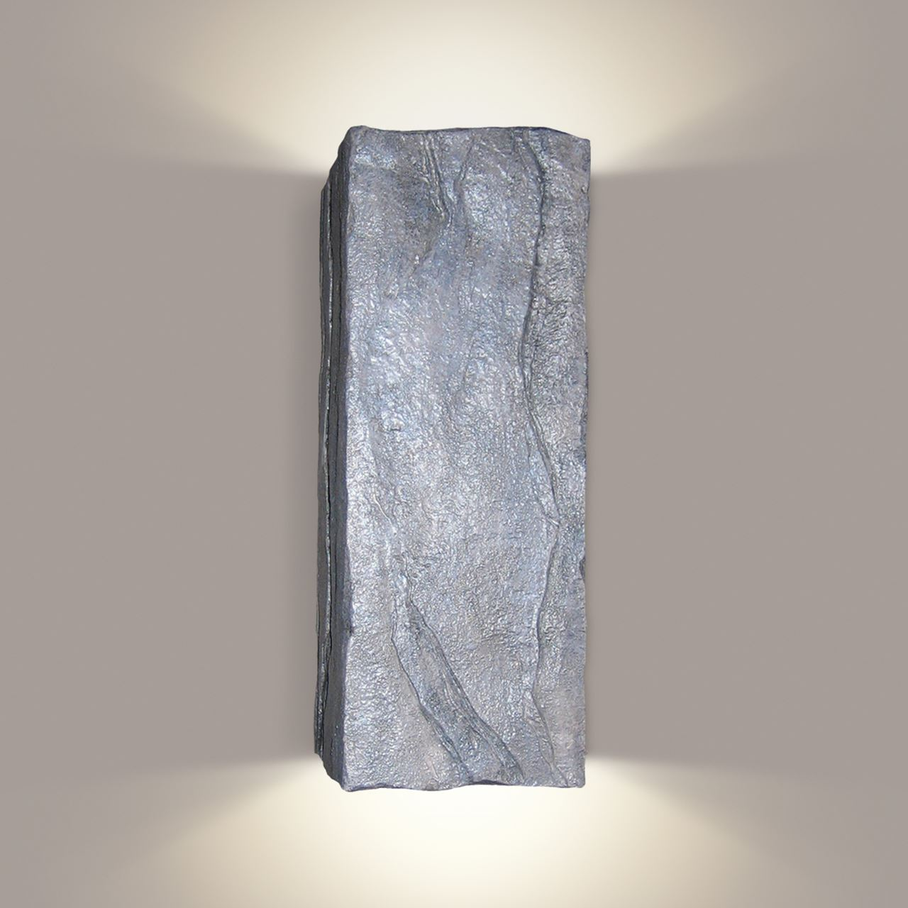 Picture of A19 Wall Sconce | Stone
