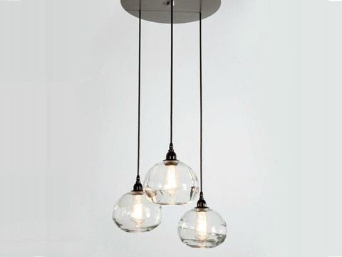 Pendant Chandelier | Coppa 3