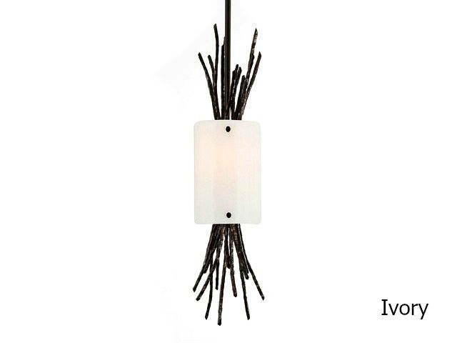 Picture of Pendant Light   Ironwood Thistle