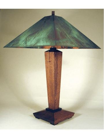 Mission 1919 Table Lamp