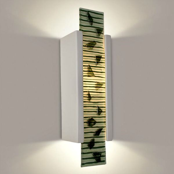 Picture of A19 Wall Sconce | Zen Garden