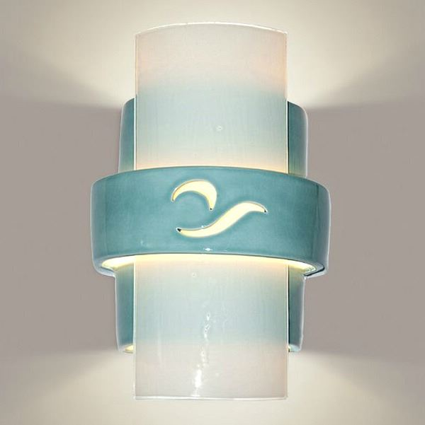 Picture of A19 Wall Sconce | South Beach