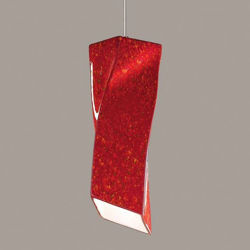Picture of A19 Ceramic Pendant Light | Twister