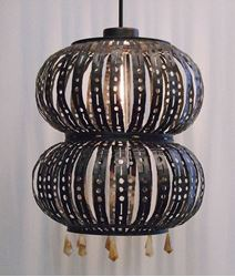 Secola Recycled Metal Pendant Light
