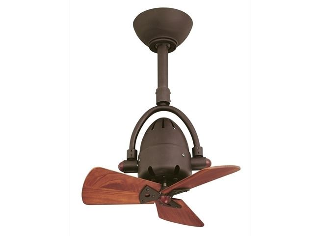 Diane Oscillating Ceiling Fan Artisan Crafted Lighting