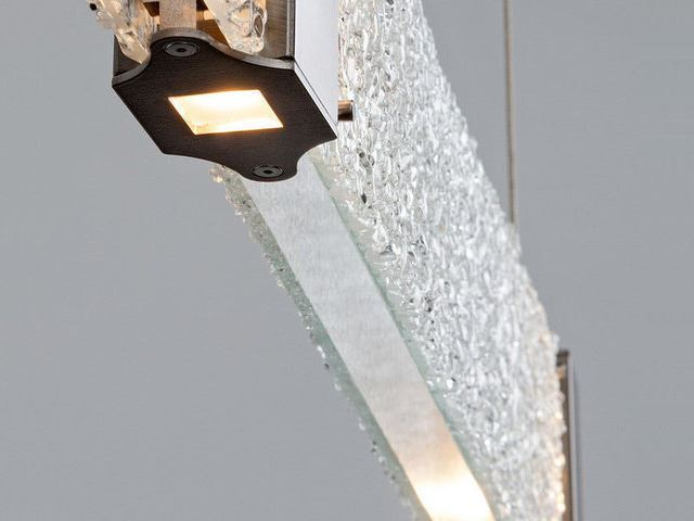 Picture of Linear Chandelier | Parallel Collection | 47