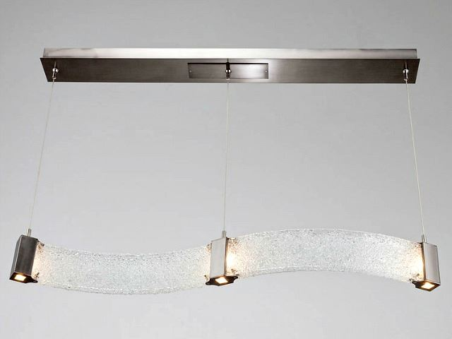 Picture of Linear Chandelier | Parallel Collection | 48