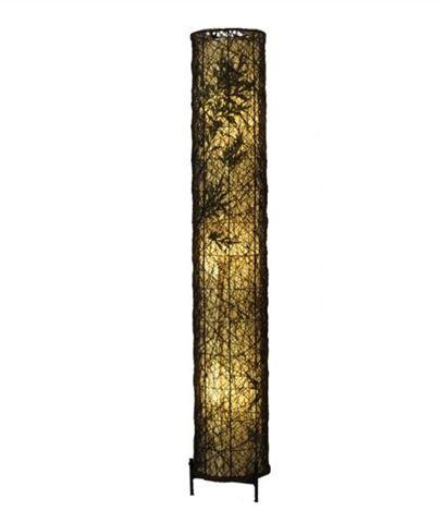 Shadow Fern Floor Lamp