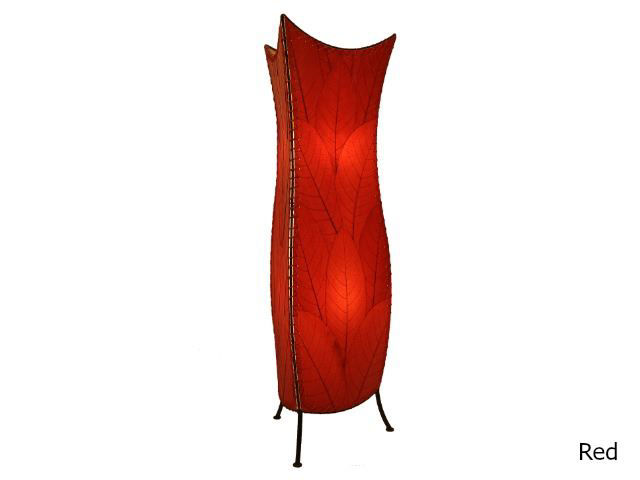 Unique Floor Lamp | Flower Bud - Large