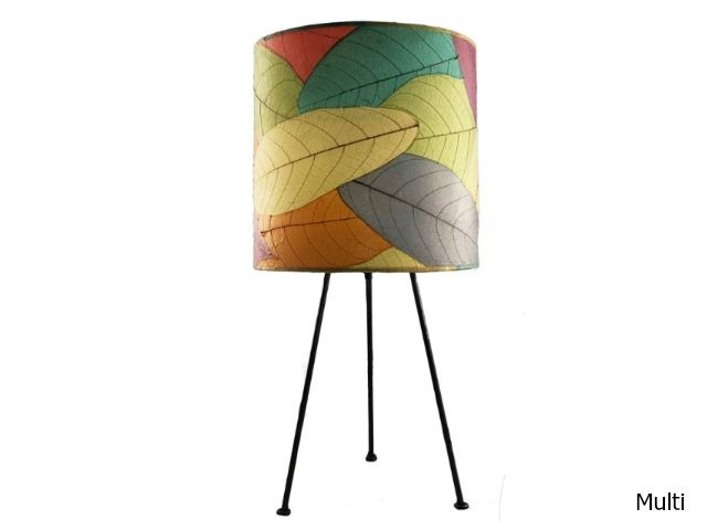 Picture of Unique Lamps | Metal Tripod Drum