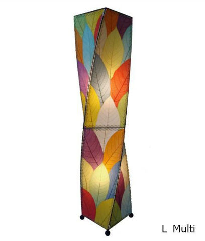 Unique Floor Lamp | Twist