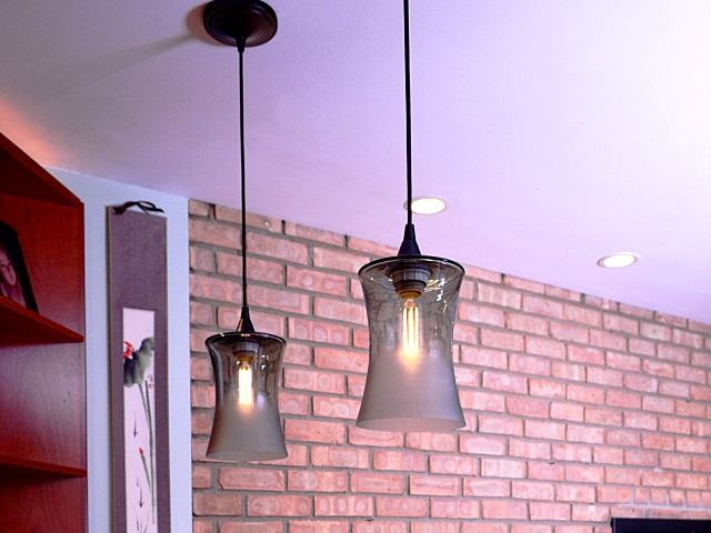 Picture of Pendant Light | Atmospheric Series | Hourglass