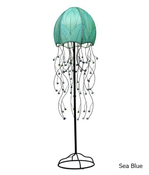 Unique Floor Lamp | Jellyfish