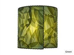 Picture of Wrapped Leaf Wall Sconce