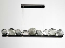 Linear Chandelier | Gem 9