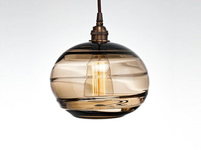 Picture of Blown Glass Pendant Light   Coppa