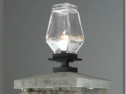 Picture of Outdoor Signal Pier Mount Lantern
