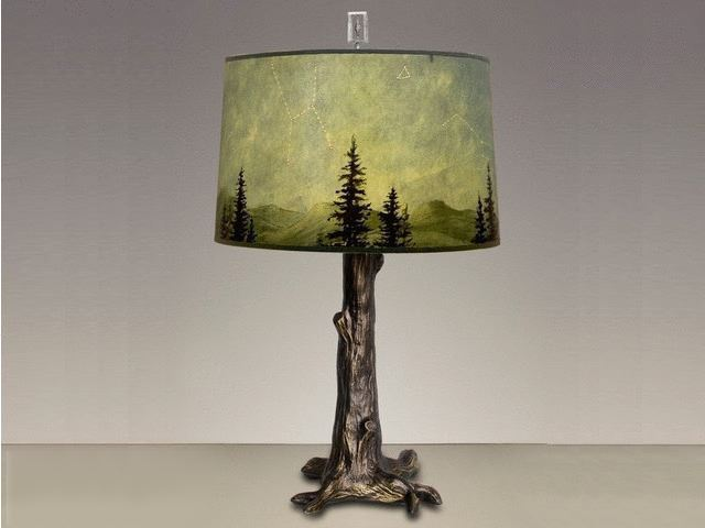 Picture of Janna Ugone Table Lamp   Midnight Sky 2