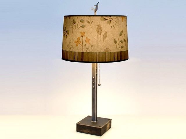 Picture of Janna Ugone Table Lamp | Flora & Maze 2