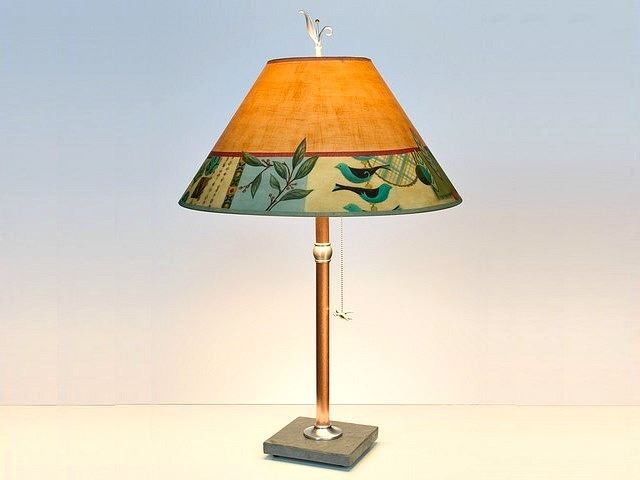 Picture of Janna Ugone Table Lamp   New Capri in Spice