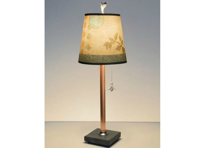 Picture of Janna Ugone Table Lamp | Celestial Leaf 1