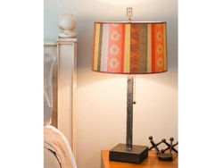 Picture of Janna Ugone Table Lamp   Serape 2