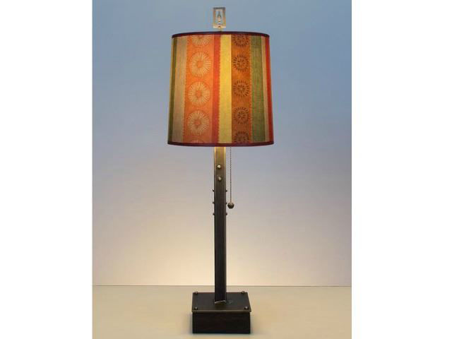 Picture of Janna Ugone Table Lamp | Serape 1