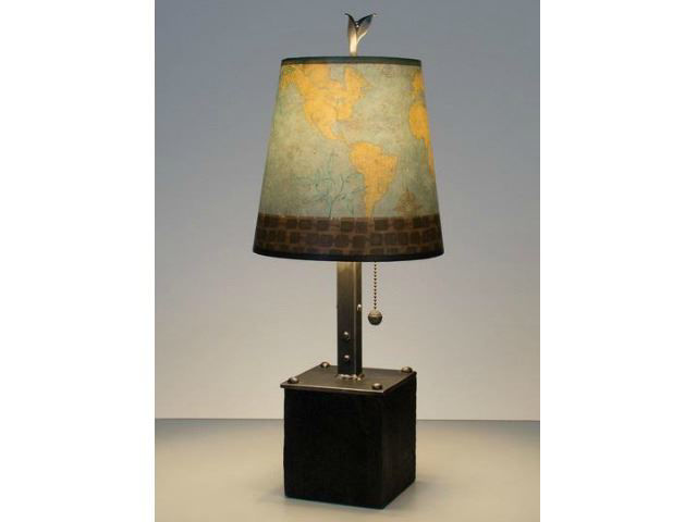 Picture of Janna Ugone Table Lamp | Map