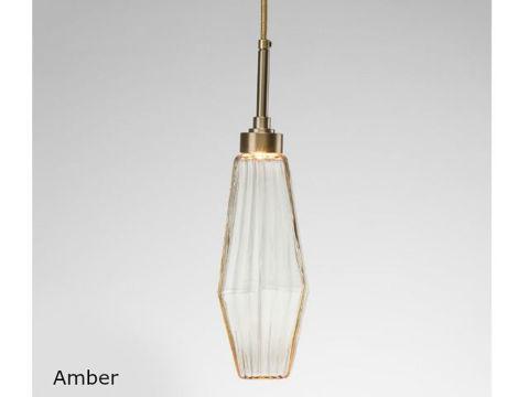 Blown Glass Pendant Light   Aalto 15