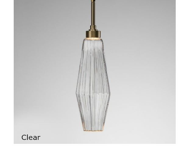 Picture of Blown Glass Pendant Light   Aalto 17